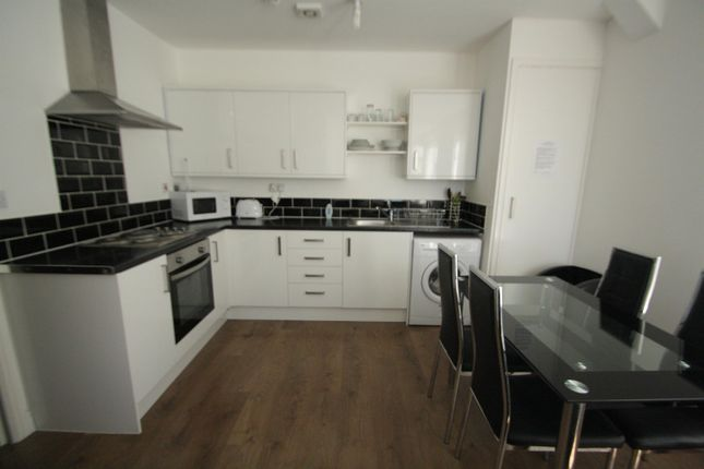Thumbnail Flat to rent in St. Annes Court, St. Anne Street, Liverpool