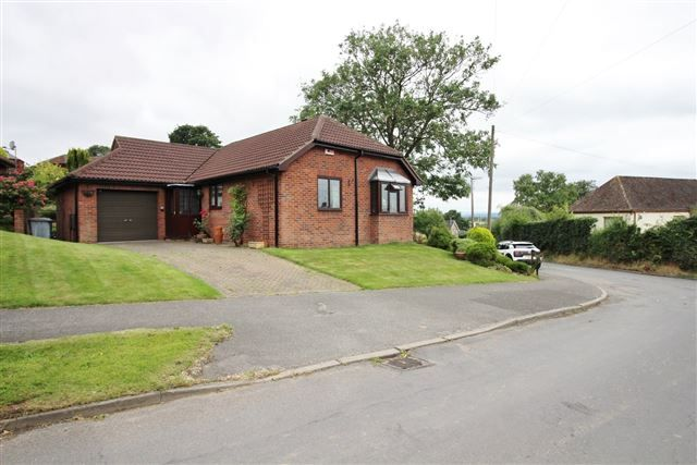 Thumbnail Bungalow for sale in Serlby Lane, Harthill