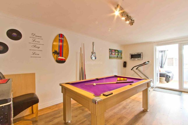 4 bed link-detached house for sale in Mount Close, Swaffham