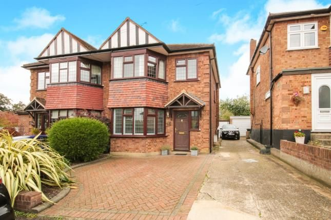 Thumbnail Semi-detached house for sale in Epping, Essex