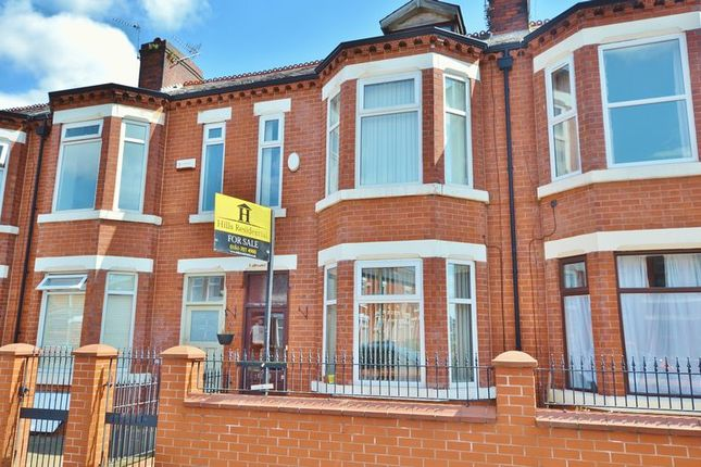 4 Bed Terraced House For Sale In Seedley Park Road Salford