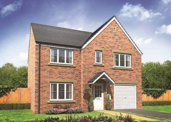 "4 bedroom detached house for sale in ""The Winster"" at Old Cemetery Road, Hartlepool"