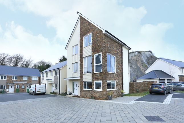 Thumbnail Detached house for sale in Boston Close, Plymouth