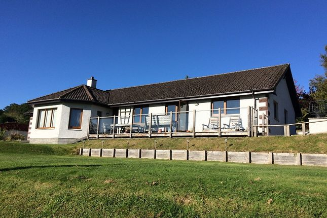 Thumbnail Detached bungalow for sale in Lanka, Well Bank, Beauly