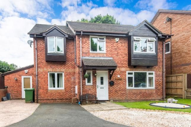 Thumbnail Detached house for sale in Liverpool Hill, Exwick, Devon