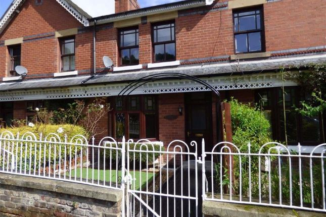 Thumbnail Terraced house to rent in High Street, Llanfyllin