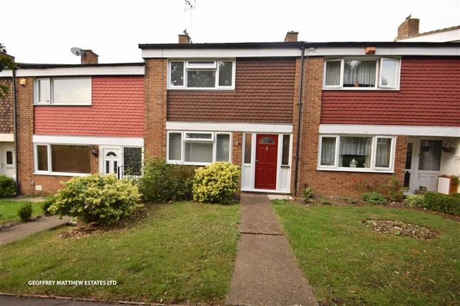 Thumbnail Terraced house for sale in Rundells, Harlow, Essex