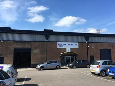 Thumbnail Light industrial to let in Unit 2 Celtic Trade Park, Bruce Road, Swansea West Business Park, Swansea
