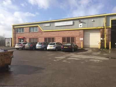 Thumbnail Light industrial to let in Unit H, Bowen Industrial Estate, Aberbargoed
