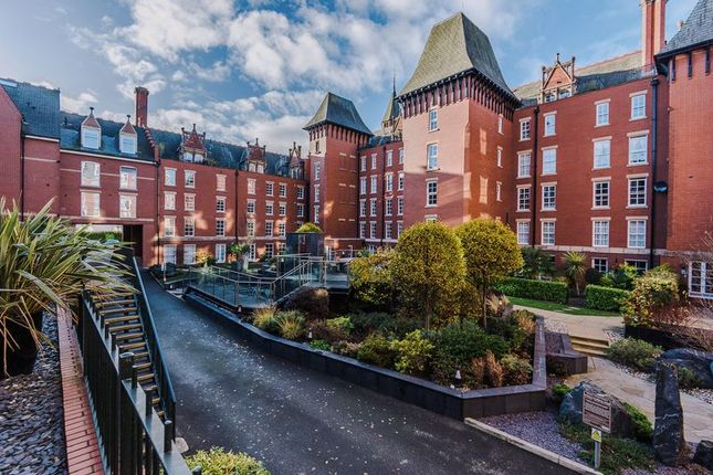 Thumbnail Flat for sale in Marine Gate Mansions, Promenade, Southport