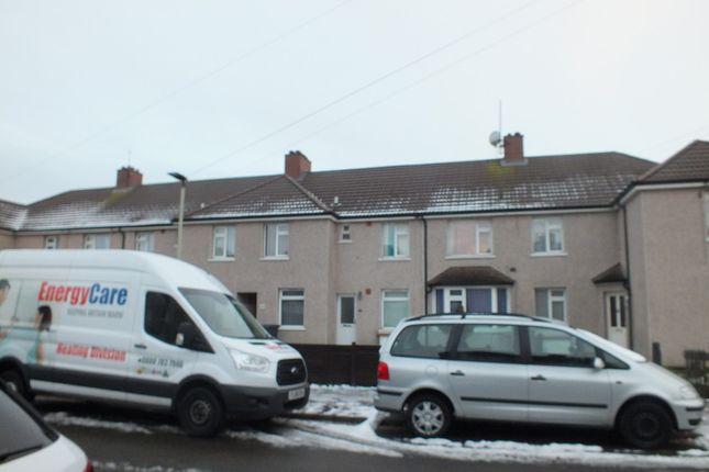 Thumbnail Maisonette to rent in Fenlake Road, Bedford