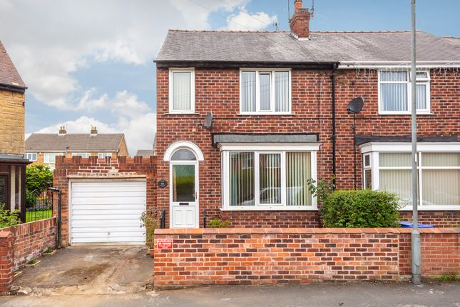 Semi-detached house for sale in Cecil Avenue, Doncaster