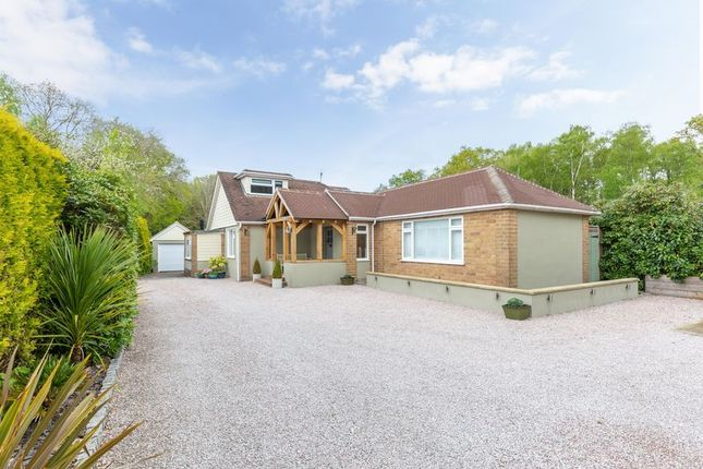 Thumbnail Detached bungalow for sale in Copthorne Road, Copthorne, West Sussex