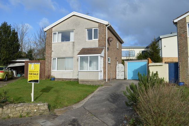 Thumbnail Detached house for sale in Heol Y Coed, Llantwit Major