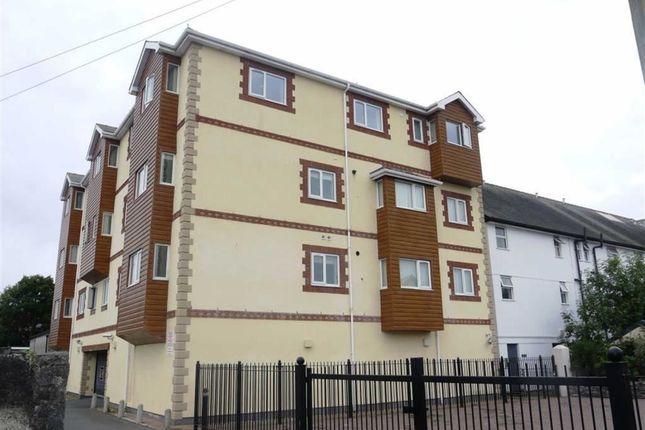 Thumbnail Flat to rent in Off New Street, Porthmadog, Gwynedd