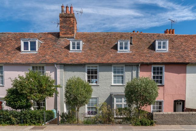 Thumbnail Terraced house for sale in High Street, Mistley, Manningtree