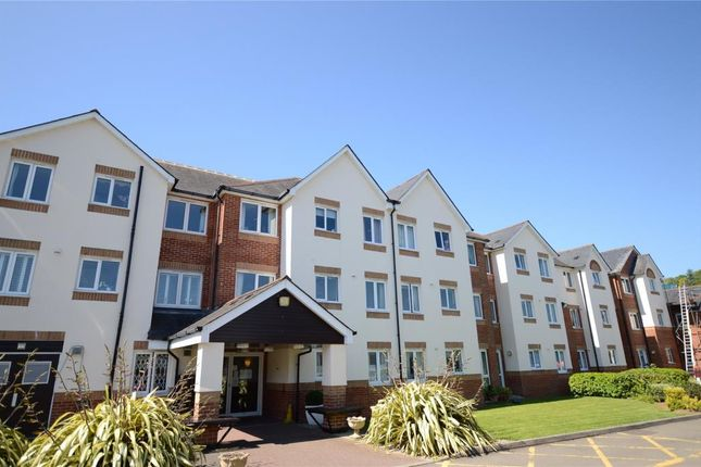 Thumbnail Flat for sale in D'arcy Court, Marsh Road, Newton Abbot, Devon