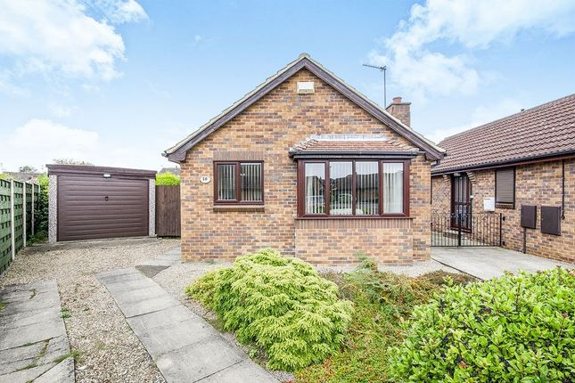 Thumbnail Bungalow to rent in Bryony Court, Brayton, Selby