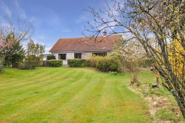 Thumbnail Detached house for sale in The Willows Burghead Road, Kinloss, Moray