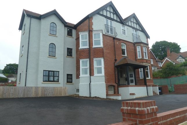 Thumbnail Flat to rent in Flat 3 Holmwood, Clive Avenue, Church Stretton