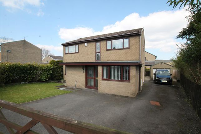 Thumbnail Detached house for sale in Hartside Close, Crook