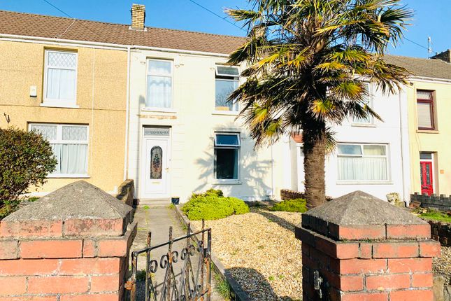 3 bed terraced house for sale in Pyntws Terrace, Llanelli SA15