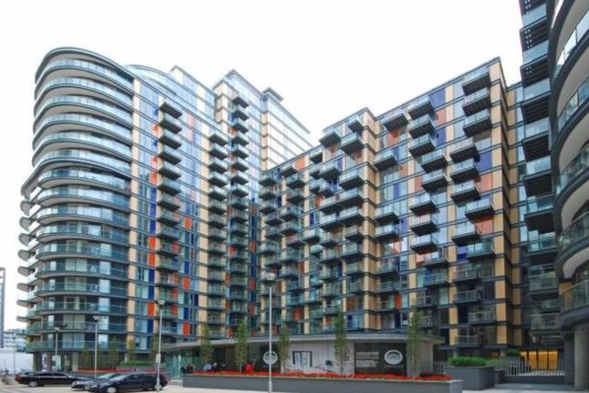 Thumbnail Flat to rent in Ability Place, 37 Millharbour, Canary Wharf, London