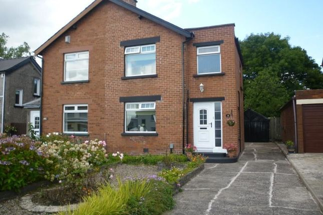 Thumbnail Semi-detached house for sale in Shore Road, Newtownabbey