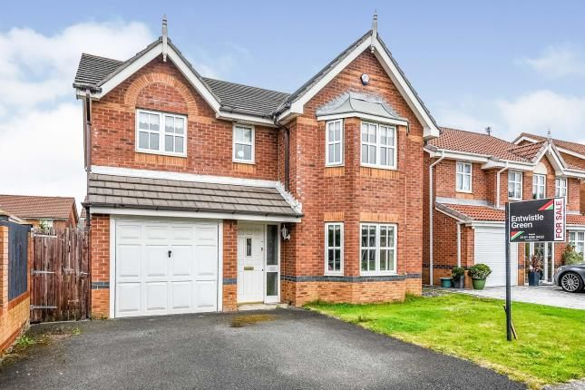 Thumbnail Detached house for sale in Elliott Drive, Kirkby, Liverpool, Merseyside