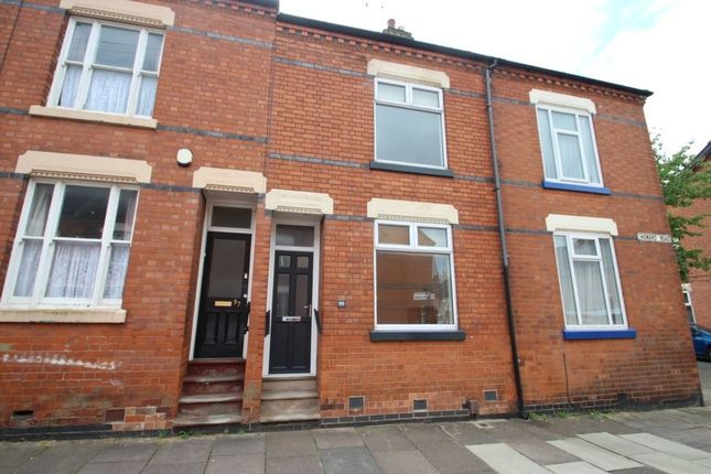 Thumbnail Terraced house to rent in Howard Road, Clarendon Park, Leicester