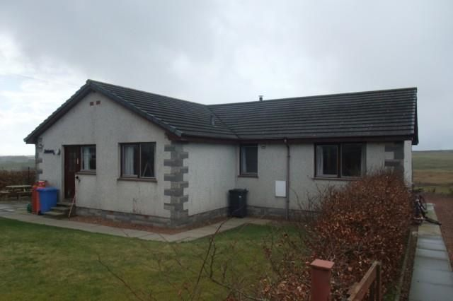 Thumbnail Bungalow to rent in Carnwath, Lanark