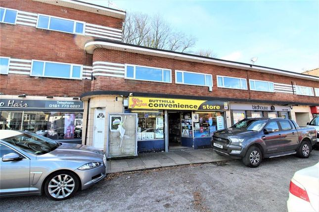 2 bed flat to rent in Bury New Road, Prestwich, Manchester M25