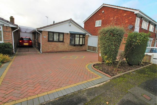 2 bed detached bungalow for sale in Condover Close, Bentley, Walsall WS2