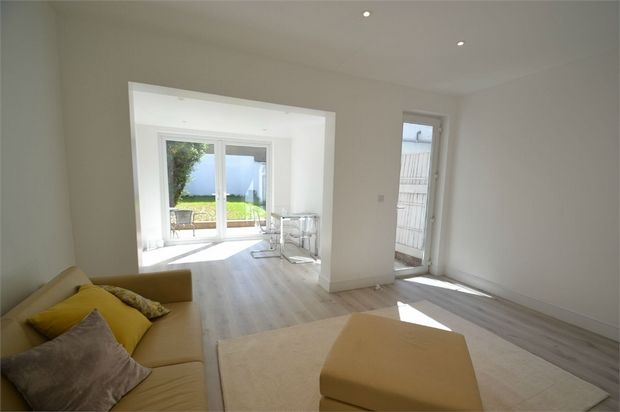 Thumbnail Terraced house to rent in Chaplin Road, London