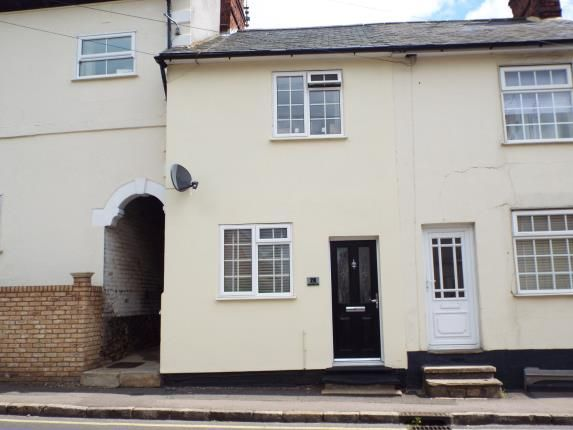Thumbnail Terraced house for sale in Soulbury Road, Linslade, Leighton Buzzard, Bedfordshire