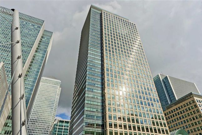 Thumbnail Office to let in Bank Street, Canary Wharf, London