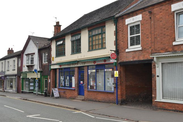 Thumbnail Retail premises to let in High Street, Barrow Upon Soar, Loughborough