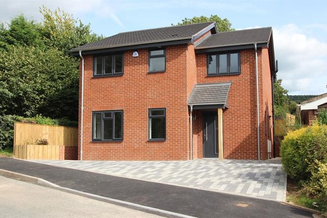 Thumbnail Detached house for sale in Rowan Close, Ross-On-Wye