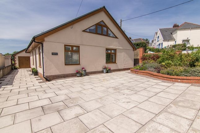 Thumbnail Bungalow for sale in Merthyr Road, Llwydcoed, Aberdare