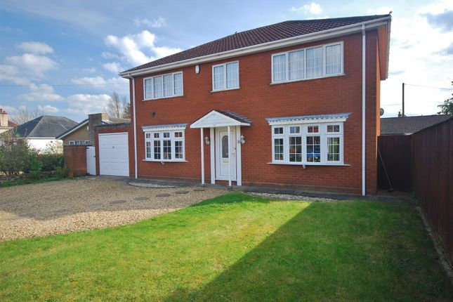 Thumbnail Property for sale in Hall Gate, Holbeach, Spalding