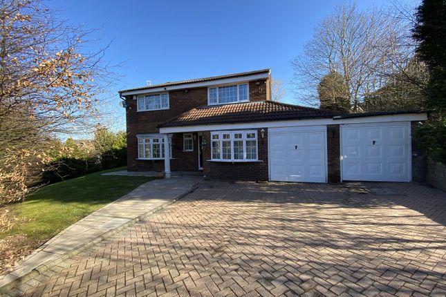 Thumbnail Detached house for sale in Lower Broadacre, Matley, Stalybridge