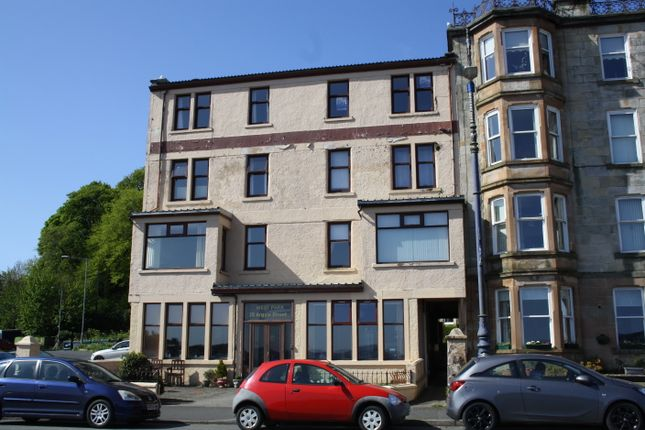 Thumbnail Flat for sale in 2 West View, 25 Argyle Street, Rothesay, Isle Of Bute