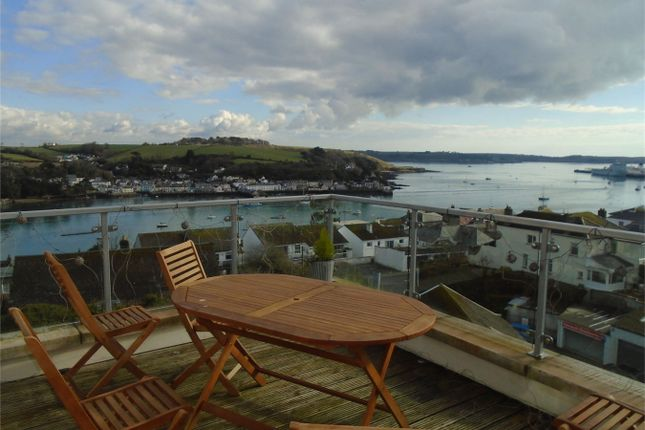 Thumbnail Flat to rent in Meadowbank Road, Falmouth