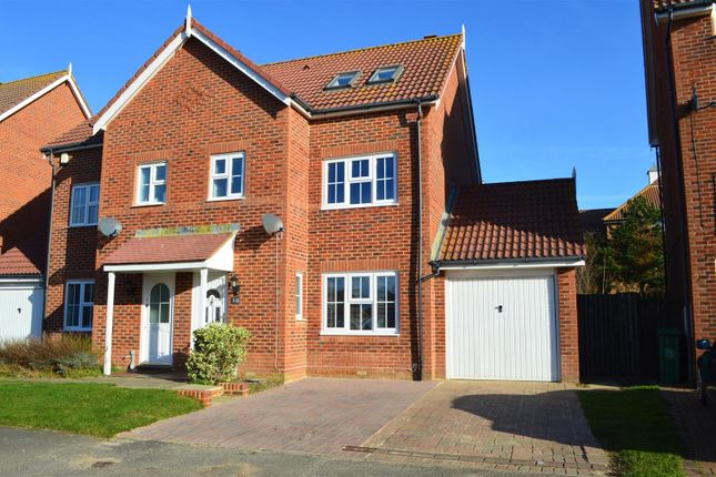 Thumbnail Property for sale in Cabot Close, Eastbourne