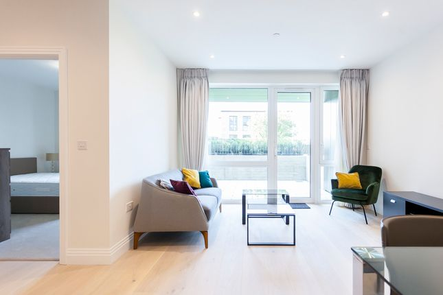 Thumbnail Flat to rent in Royal Engineers Way, Mill Hill
