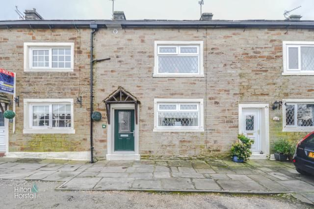 Thumbnail Cottage to rent in Walshaw Lane, Burnley