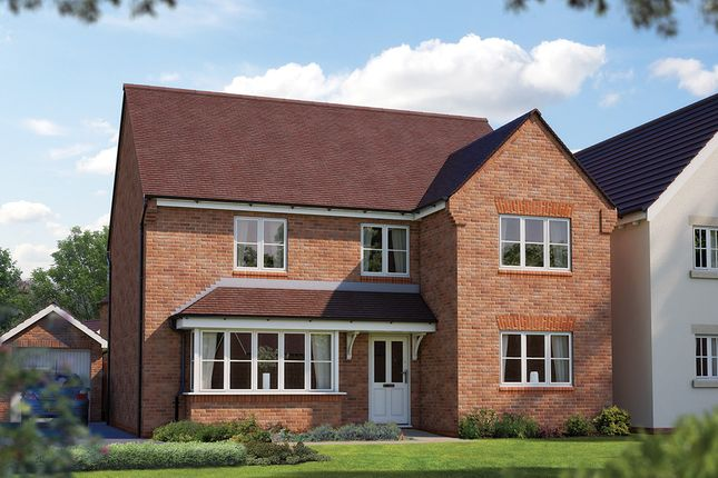 """Thumbnail Detached house for sale in """"The Chester"""" at Crewe Road, Haslington, Crewe"""