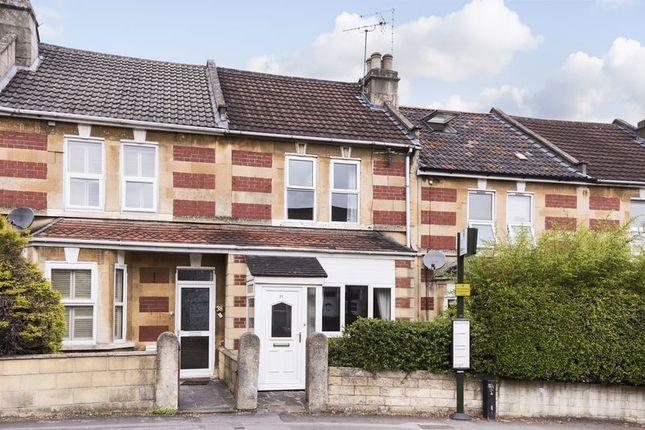 Thumbnail Terraced house for sale in Sladebrook Avenue, Bath