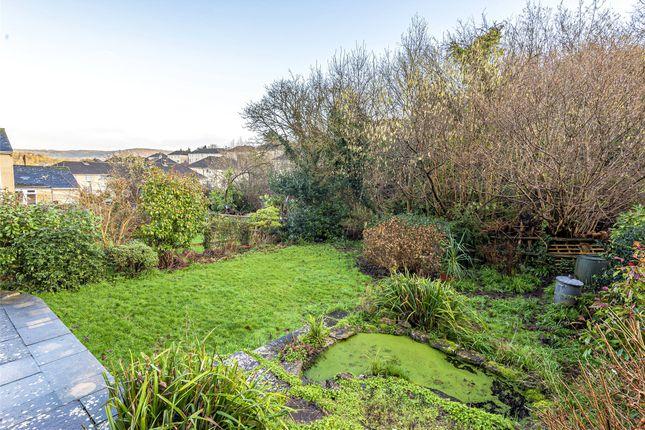 Garden of Fairfield Avenue, Bath, Somerset BA1