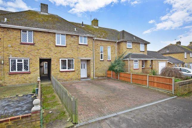 Thumbnail Terraced house for sale in Newgardens Road, Teynham, Sittingbourne, Kent